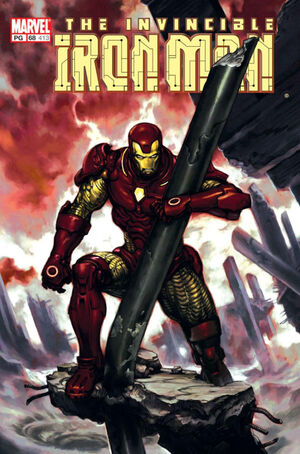 Iron Man Vol 3 68