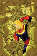 Captain Marvel Vol 8 5 Textless