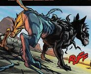 Lasher (War dog) (Earth-616) from Deadpool vs. Carnage Vol 1 4 002