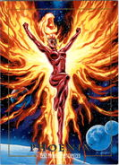 Rachel Grey (Earth-811) from Marvel Masterpieces Trading Cards 1992 0001