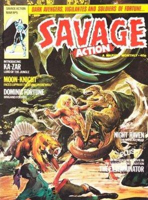 Savage Action Vol 1 5