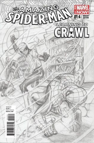 File:Amazing Spider-Man Vol 3 1.4 Sketch Variant.jpg