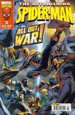 Astonishing Spider-Man Vol 2 3