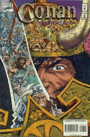 Conan the Adventurer Vol 1 8