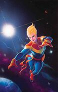 Mighty Captain Marvel Vol 1 9 Textless