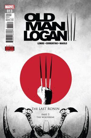 Old Man Logan Vol 2 13