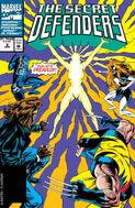 Secret Defenders Vol 1 2