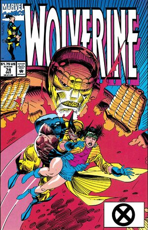 Wolverine Vol 2 74