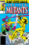 New Mutants Annual Vol 1 3