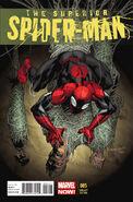 Superior Spider-Man Vol 1 5 Mark Bagley Variant