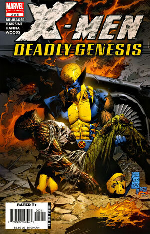 X-Men Deadly Genesis Vol 1 3