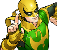 Daniel Rand (Earth-TRN562) from Marvel Avengers Academy 002