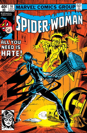 Spider-Woman Vol 1 16