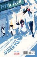 Amazing Spider-Man Vol 3 18 NYC Variant