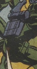 Bert (Vixen) (Earth-616) from Captain Britain Vol 1 3 001