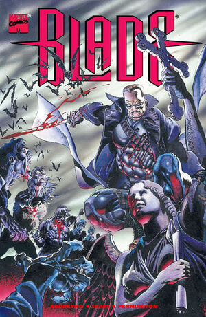 Blade Sins of the Father Vol 1 1