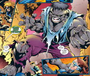 Bruce Banner (Earth-295) from X-Universe Vol 1 1 0003
