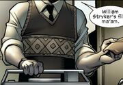 Dave (White House staff) (Earth-1610) Ultimate Comics X-Men Vol 1 5