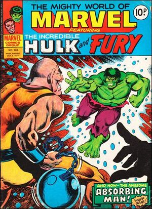 Mighty World of Marvel Vol 1 262