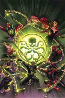 Avengers Vol 7 10 Textless