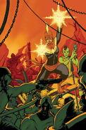 Captain Marvel Vol 8 13 Textless