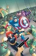 Marvel Universe Avengers - Earth's Mightiest Heroes Vol 1 6 Textless