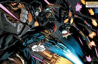 Supernovas (Earth-616) from Nova Vol 5 1 0001