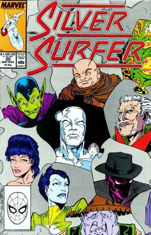 Silver Surfer Vol 3 30