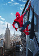 Spider-Man Homecoming poster 002 Textless