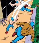 Bold Urban Commandos (Earth-616) - Captain America Vol 1 328
