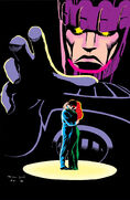 Classic X-Men Vol 1 6 Back