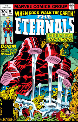Eternals Vol 1 10