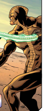 Frank Payne (Earth-415) from Marvel Future Fight An Eye on the Future Vol 1 1 001