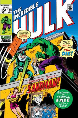 Incredible Hulk Vol 1 138