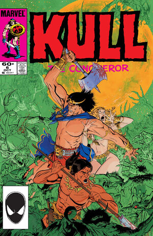 Kull the Conqueror Vol 3 6