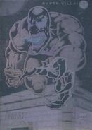 Edward Brock (Earth-616) from Marvel Universe Cards Series III Holographic 0001