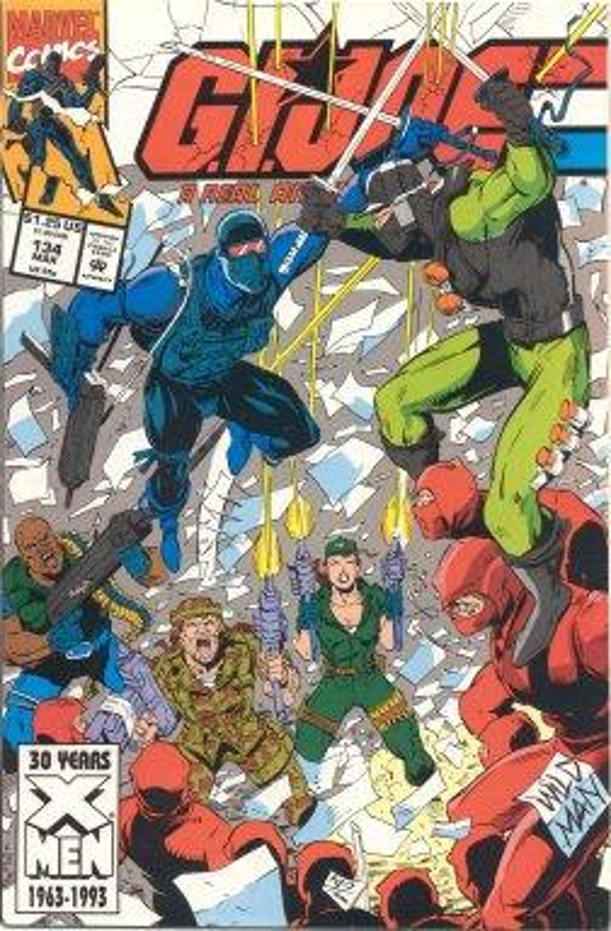 G.I. Joe A Real American Hero Vol 1 134