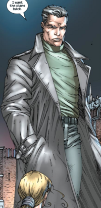 Steinbeck (Earth-616) from Mystique Vol 1 1