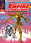 The Empire Strikes Back Monthly (UK) Vol 1 142