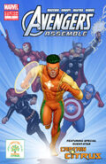 Avengers Assemble Featuring Captain Citrus Vol 1 1