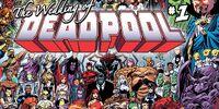 True Believers: The Wedding of Deadpool Vol 1 1