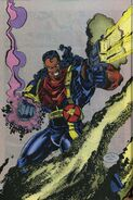 Uncanny X-Men Annual Vol 1 17 Pinup 1
