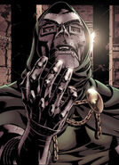 Victor von Doom (Earth-616) from Books of Doom Vol 1 1 0001