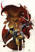Wolverine Vol 2 312 Textless