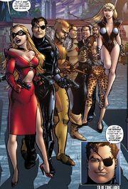 Avengers (1950s) (Earth-616) from Avengers 1959 Vol 1 4 0001