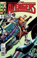 Avengers Vol 5 19 50 Years of Avengers Variant 3