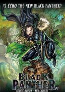 Black Panther Vol 5 1 Echo Promotional Variant