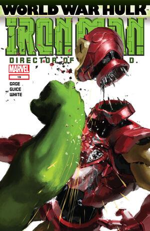 Invincible Iron Man Vol 1 19