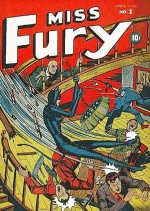 Miss Fury Vol 1 1