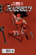 Thunderbolts Vol 2 3 Tan Variant